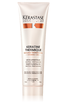 KERATINE THERMIQUE  <br>תחליב מרגיע